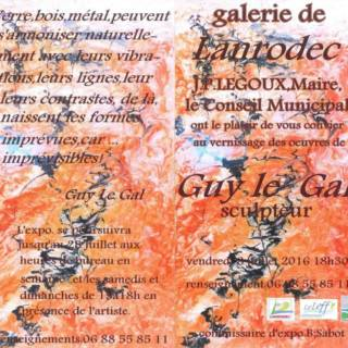 Exposition Guy Le Gal